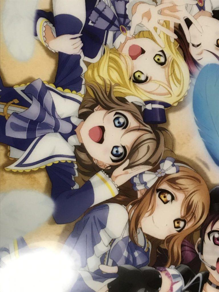 ラブライブ!サンシャイン!!The School Idol Movie Over the Rainbow 入場者プレゼント